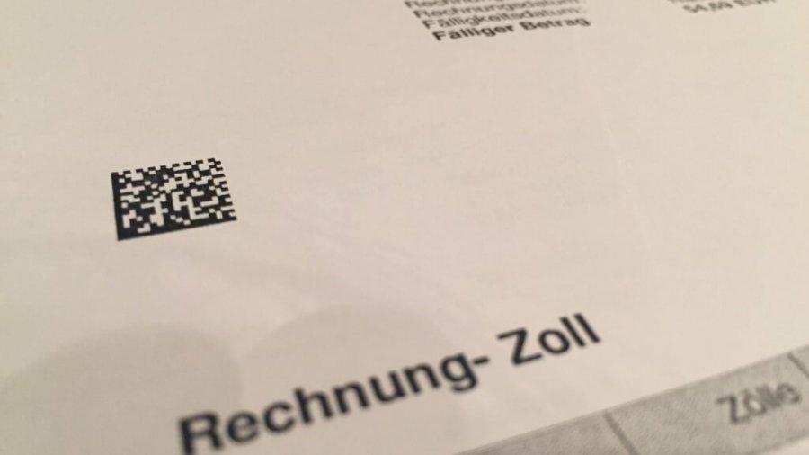 Digilent und FedEx Express Rechnung- Zoll