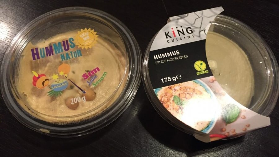 Hummus in Frankfurt