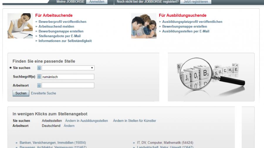 Wo und wie ich einen Job in Deutschland suche