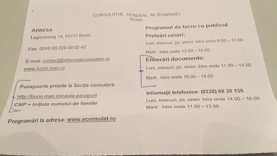 Rumänischen Pass in Deutschland machen lassen