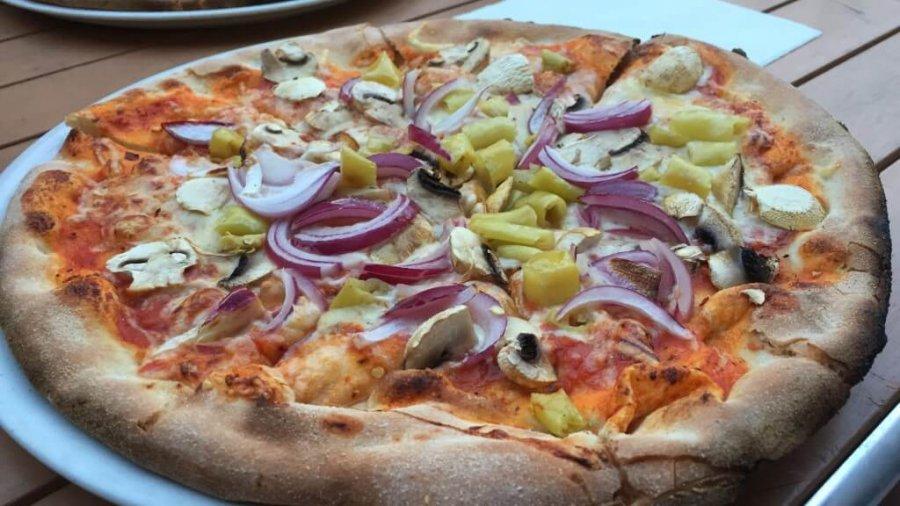 Sehr leckere Pizza in Frankfurt Niederrad: Pizzeria Al Gusto