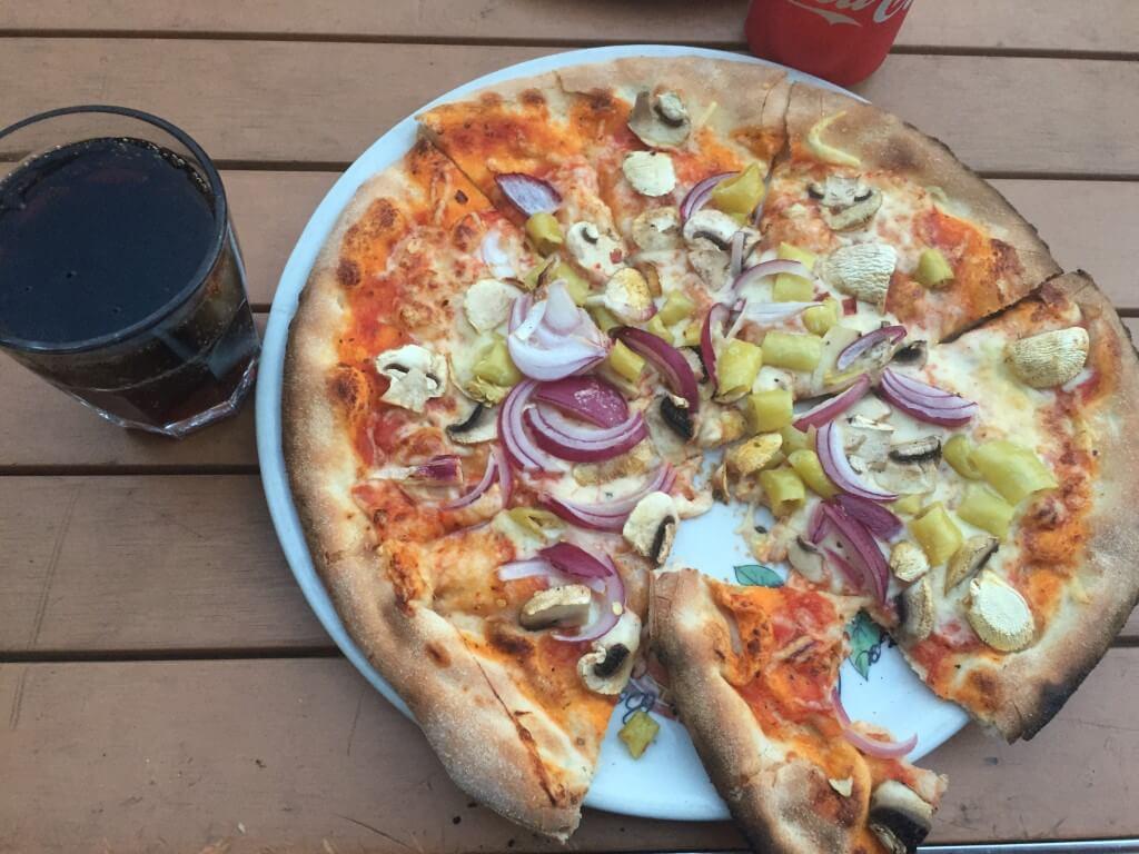 Best Pizza Frankfurt