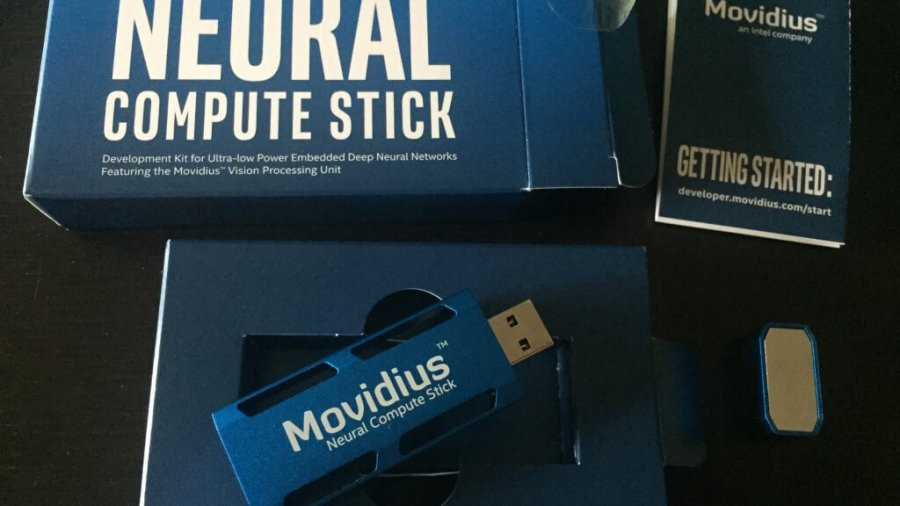 Intel Movidius Neural Compute Stick (NCS)