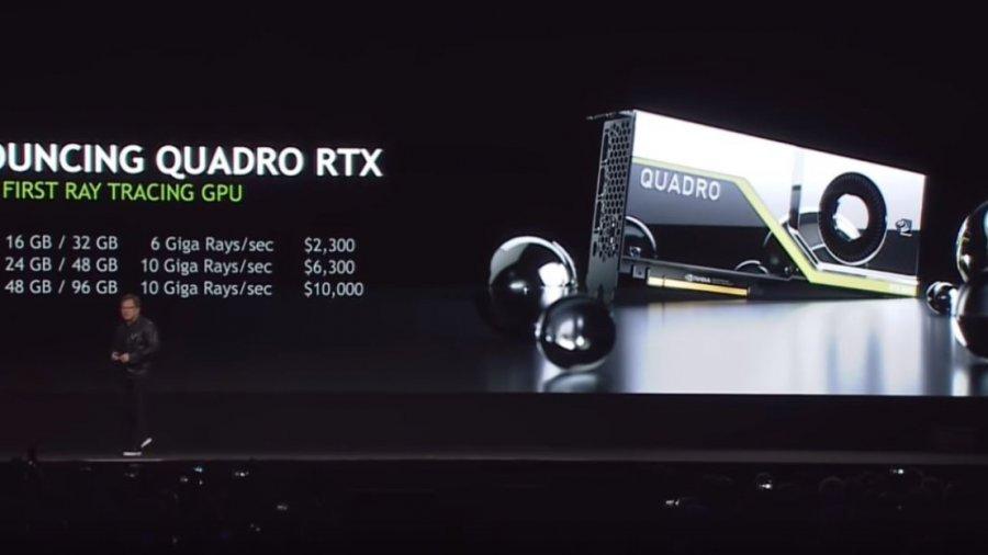 Den größten Sprung seit der Erfindung der CUDA-GPU: Turing