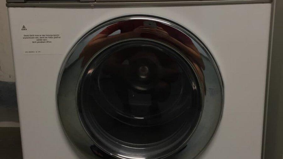 Beste Waschmaschine die ich bis jetzt benutzt habe