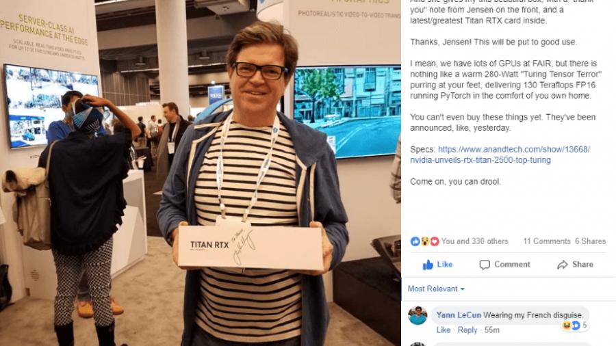 Titan RTX: Beste GPU 2018 für Deep Learning?