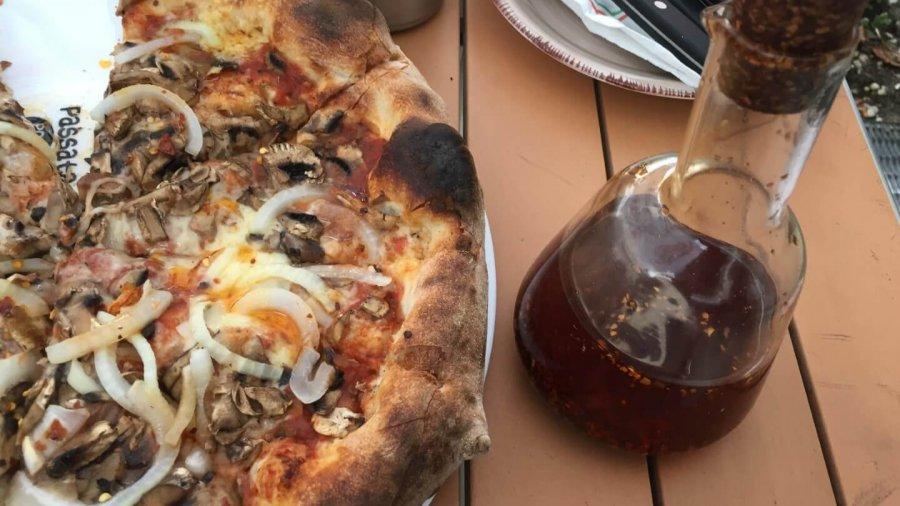Beste Pizza in Frankfurt Niederrad: Bellissima – Pizza aus dem Holzofen