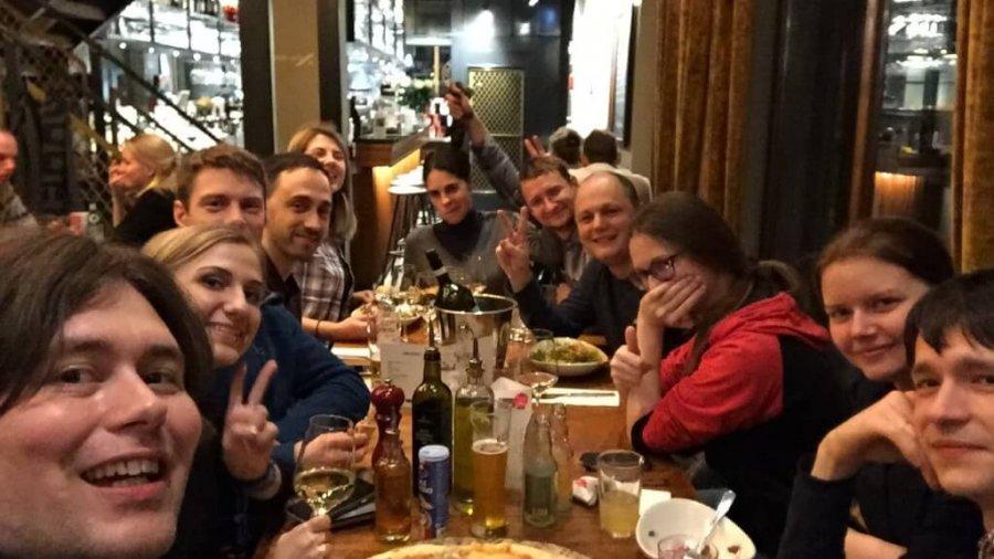Meine ersten Erfahrungen mit dem ICMV und Amsterdam