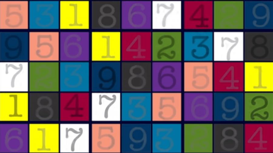 Wollen Sie Sudoku schneller lösen? Benutzen Sie 9 Farben
