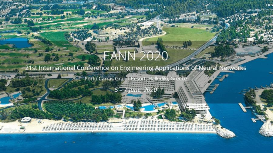Weitere 2 meiner Forschungsarbeiten wurden auf der 21. Internationalen Konferenz über technische Anwendungen von Neuronalen Netzwerken (EANN) akzeptiert