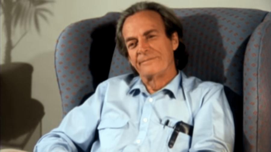 Ich wünschte, alle Professoren würden Dinge wie Richard Feynman erklären