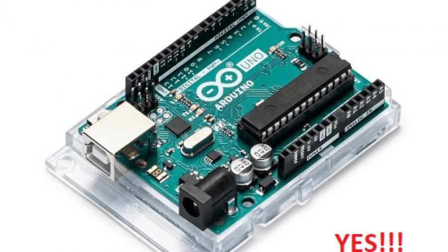 Deep Learning-Training und Inferenz auf einem Arduino UNO-Mikrocontroller?