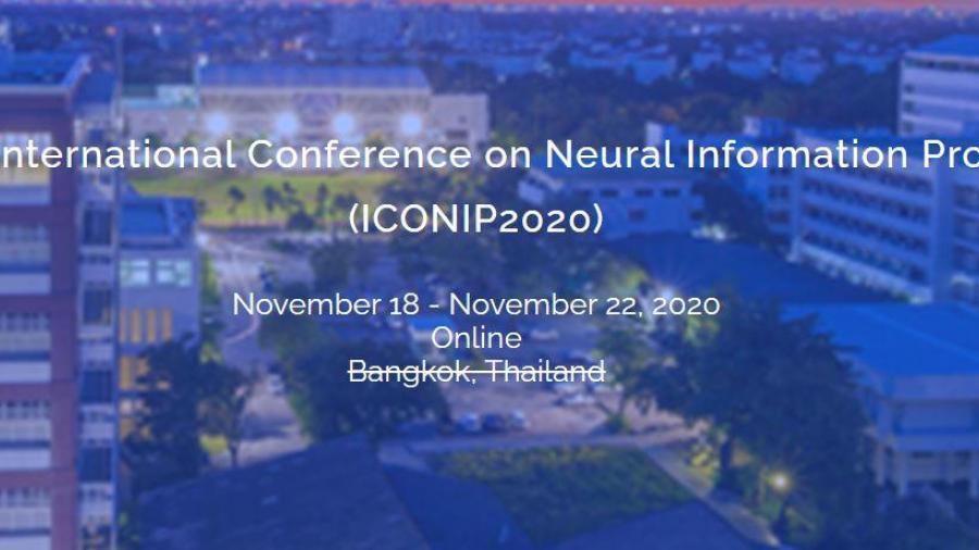 Mein Forschungspapier zu den umweltfreundlichen Metriken wurde auf der 27. Internationalen Konferenz über neuronale Informationsverarbeitung (ICONIP2020) angenommen