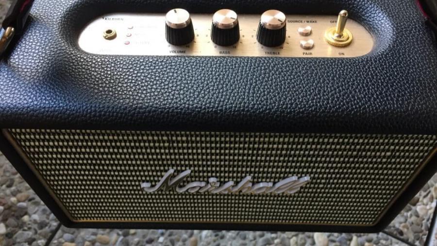 Marshall – Kilburn: Den besten, tragbaren Lautsprecher zu kaufen, den es gibt?