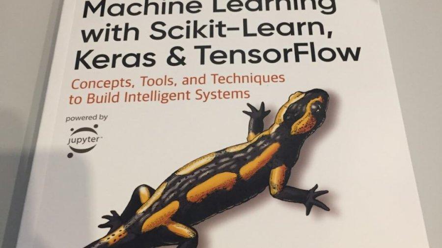 Sie suchen ein Buch mit einem praktischen Ansatz in Machine Learning?