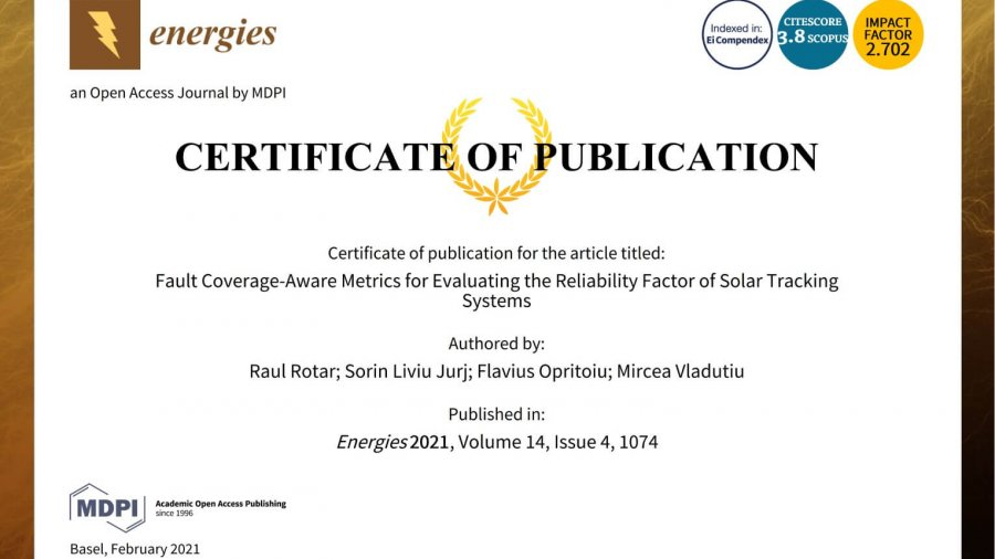 Fault Coverage-Aware Metrics for Evaluating the Reliability Factor of Solar Tracking Systems